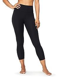 "Amazon Brand - Core 10 Women's (XS-3X) Spectrum Yoga High Waist 7/8 Crop Legging - 24"""