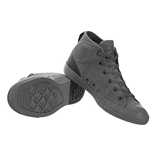 Chuck All Syde Trainers Star Womens Street Grey Mid Taylor Converse Canvas 6qZP5P