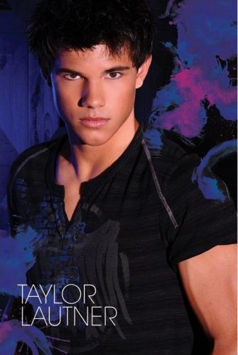 Taylor Lautner-Blue, Movie Poster Print, 24 by 36-Inch