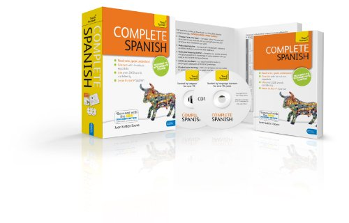 Complete Spanish with Two Audio CDs: A Teach Yourself Program by McGraw-Hill Education (Image #8)
