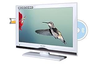 "Salora LED1936DVX-CI-WH 19"" HD-Ready Color blanco - Televisor (48,26 cm (19""), HD-Ready, 1366 x 768 Pixeles, DVB-T, 3W, A2 Nicam)"