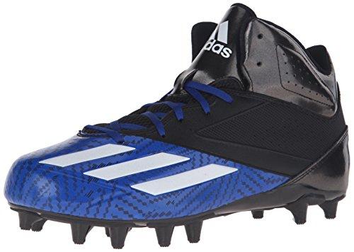 adidas 5-Star Mid Footballschuhe - royal/schwarz Gr. 12 US