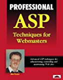 Professional ASP Techniques for Webmasters, Alex Homer, 1861001797