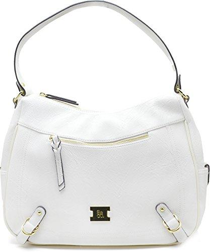 Style&co. Handbag, Precious Cargo Hobo, Milky White