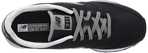 D Balance Men's marblehead Ml311 10 Us Sneaker Lifestyle New Black Black Fashion 8Uq5ndAw