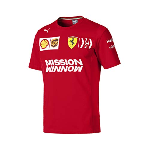 - Scuderia Ferrari 2019 Men's Team T-Shirt (XL)