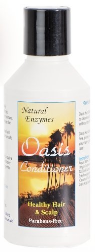 Oasis Conditioner 250ml Remedy For Itchy Scalp Natural Enzymes