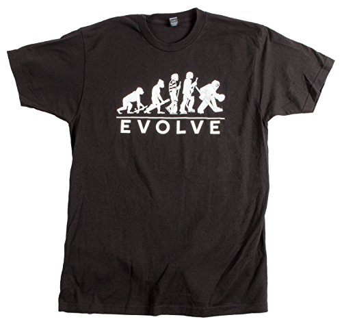 Evolve | Funny Evolution Of a Hockey Goalie Unisex - Evolution Hockey Jersey