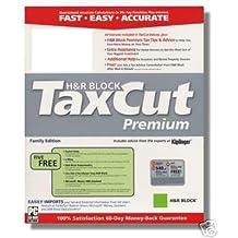 Tax Cut Premium Version 2003 Turbo Software Tax