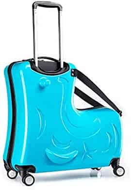 83fb28eea427 Shopping Blues - $100 to $200 - Kids' Luggage - Luggage - Luggage ...