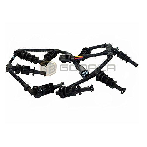 1x Set Wiring Harness for 08-10 Ford F350 6.4L Powerstroke Glow Plug