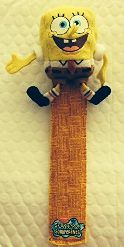 Spongebob Squarepants Book Sitter Character Bookmark