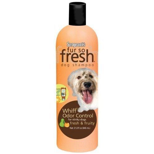 Sticks Whiff (Sergeants 03806 18 Oz Fruity Fur So Fresh® Whiff® Odor Control Shampoo)