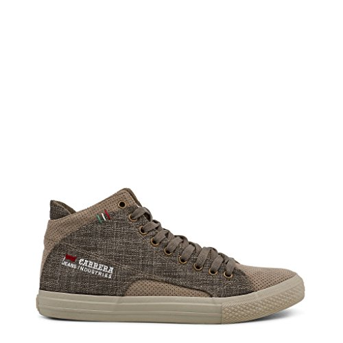 40 Uomo Sneakers CAM810016 Jeans Marrone Carrera xqawUX787