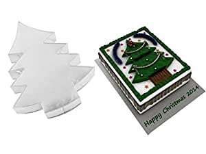Euro tins Novelty cake pans Christmas tree cake pan Christmas party 35cm
