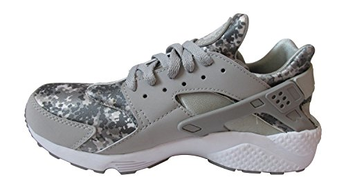 Nike Air Huarache, Scarpe da Ginnastica Uomo wolf grey pure platinum cool grey white 091