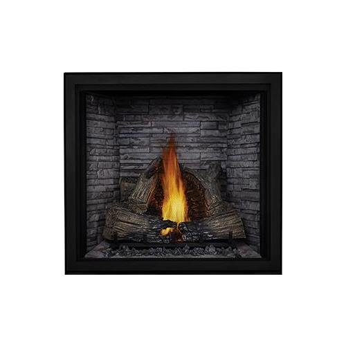 Napoleon HDX52NT STARfire 52 Deluxe Direct Vent Gas Fireplace up to 55 000 BTU's with Safety Screen Dual Night Light and Modulating Thermostatic Proflame II - Direct Starfire Vent