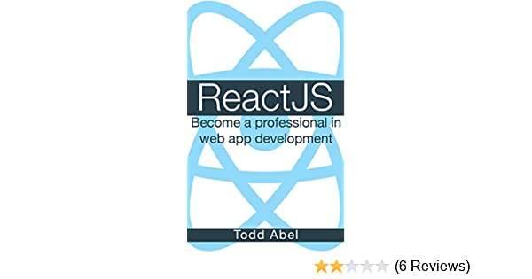 Amazon com: ReactJS: Become a professional in web app