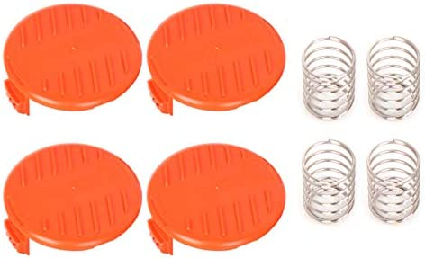 Firlar - Juego de 8 piezas para cortacésped Spool, tapas ...