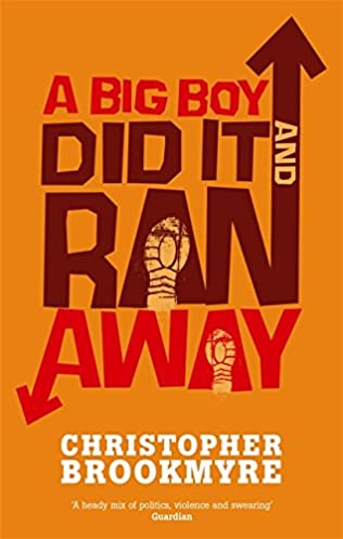 book cover of A Big Boy Did it and Ran Away
