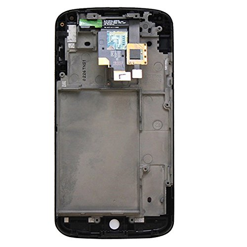 Ouyingmatealliance LCD Screen Repaire&Spare Parts LCD Display Touch Panel Digitizer + Bezel Frame Assembly for Google Nexus 4 / E960 by Ouyingmatealliance (Image #3)