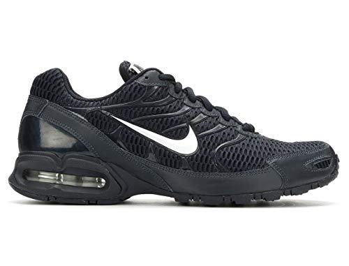 NIKE Men's Air Max Torch 4 Running Sneakers (9.5, Dark Obsidian/White)