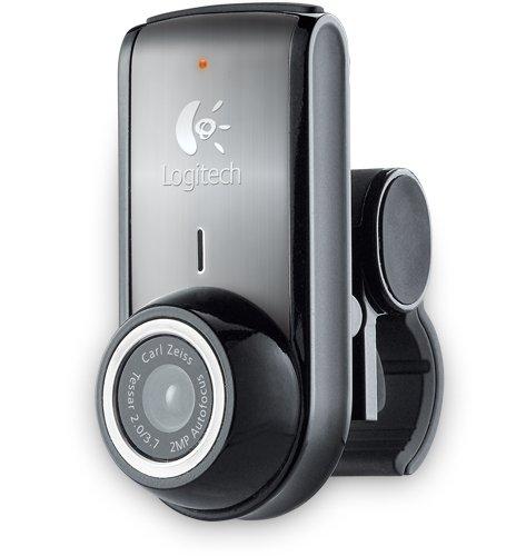 - Logitech 2MP Portable HD WebCam for Business