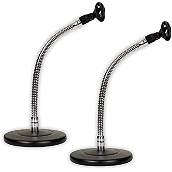 Amazon Com Podium Pro Ms3 Tabletop Microphone Stands And
