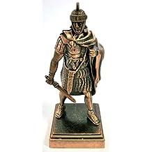 "Roman Gladiator Soldier Pencil Sharpener 4"" Tall"