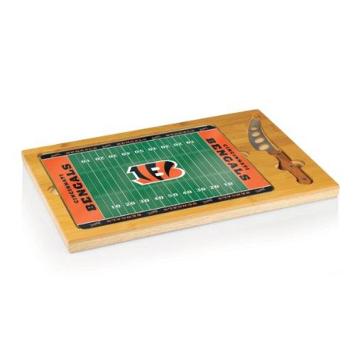 NFL Cincinnati Bengals 3-Piece Icon Cheese - Cincinnati Bengals Rubber