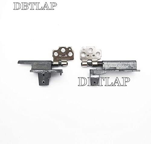 DBTLAP Laptop LCD Hinges Compatible for HP EliteBook 8460P 8460 8470P 8470 Left /& Right Hinge