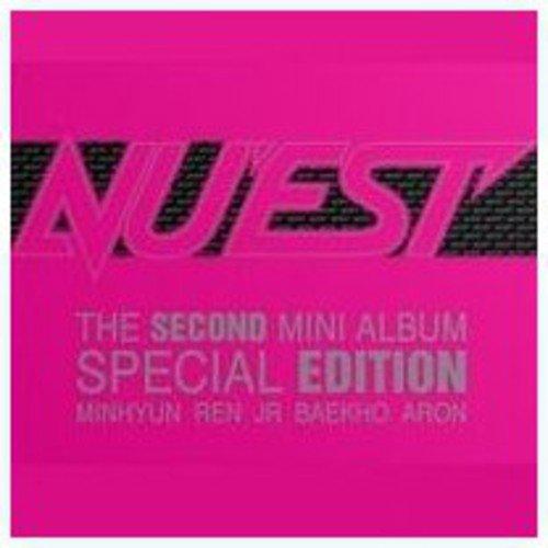 Nu'Est Second Mini Album SPECIAL EDITION(CD+DVD+PHOTOBOOK)                                                                                                                                                                                                                                                    <span class=
