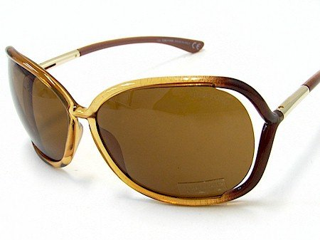 8fe674c5efcb New Tom Ford Raquel Tf76 Tf 76 Ft0076 Champagne U46 Sunglasses Brown Lens  Size  63-14-120  Amazon.co.uk  Clothing