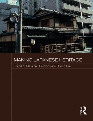 Making Japanese Heritage (Japan Anthropology Workshop)