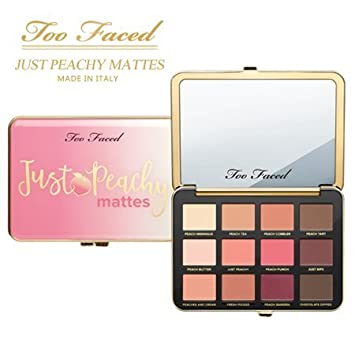 Too Faced Just Peachy Mattes Eye Shadow Palette