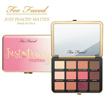 Too Faced Just Peachy Mattes Eye Shadow Palette by Too Faced