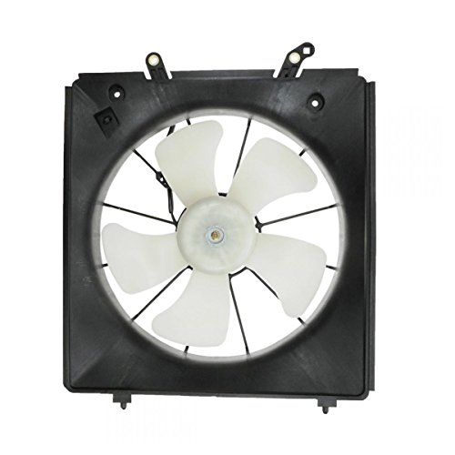 Radiator Cooling Fan Assembly Driver Side for Honda Accord Acura CL TL V6 (Motor Fan Cooling Side Radiator)
