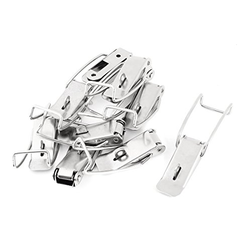 UXcell Hardware Cabinet Boxes Spring Loaded Latch Catch T...