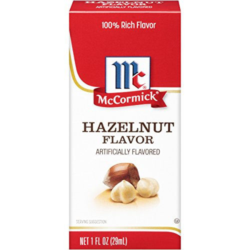 McCormick Hazelnut Extract With Other Natural Flavors, 1 fl oz