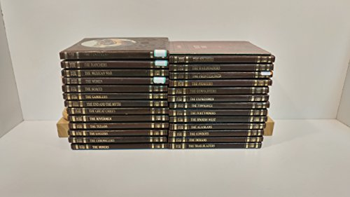 (Time-Life Books The Old West Series Complete 26 Volume Set)