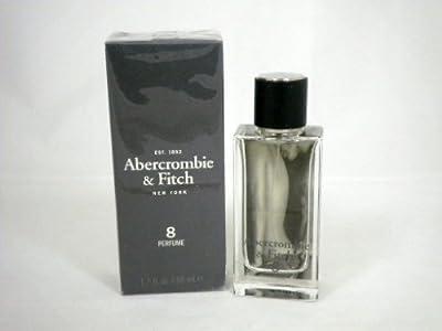 Abercrombie & Fitch 8 FOR WOMEN 1.7 oz Perfume Spray