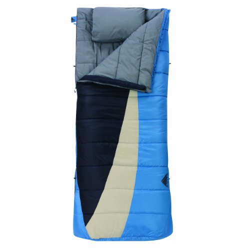 Kelty Eclipse 15-Degree Right Hand Sleeping Bag (Regular), Outdoor Stuffs