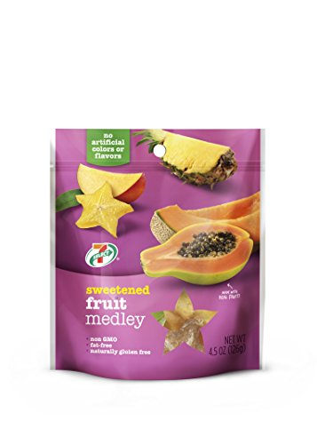 (7-Select Sweetened Dried Fruit Medley 4.5 oz. per Bag, 6 Resealable Bags)