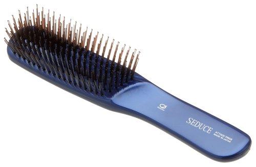 Japan Brush - IKEMOTO Seduce Hair Care Brush (L) SEN-705-BL Japan Import