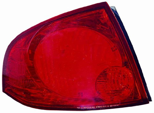 Depo 315-1946L-ACD Nissan Sentra Driver Side Replacement Taillight Assembly