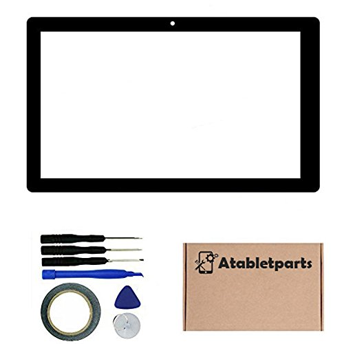 Atabletparts Digitizer Touch Screen for Double Power DOPO DPM1081 10.1 Inch Tablet by Atabletparts