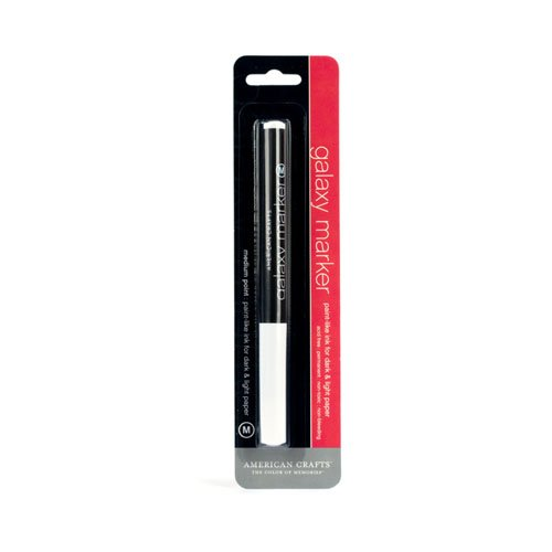 American Crafts Galaxy Marker, Medium Point, ()