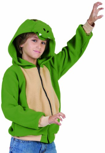 RG Costumes 'Funsies' Ness The Dragon Hoodie, Child Large/Size (Dragon Hoodie Costume)