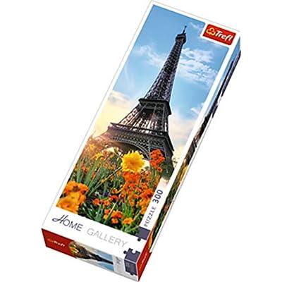 Trefl Puzzle La Torre Eiffel Tra I Fiori Trf75000