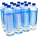 Image of The Vitamin Shoppe Iceland Natural Spring Water 33.8 Fluid Ounces (12 Pack)